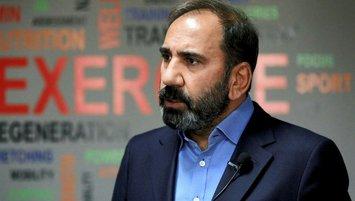 Mecnun Otyakmaz'dan Hakan Arslan'a destek