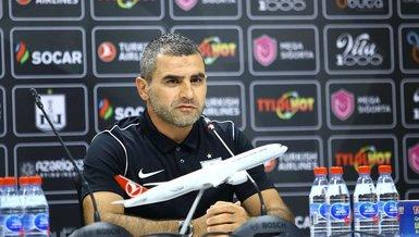 Füzuli Memmedov: Galatasaray karşısında elimizden geleni yapacağız