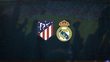 Atletico Madrid - Real Madrid maçı saat kaçta ve hangi kanalda?