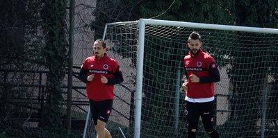 Gençlerbirliği'nde Akhisarspor maçı hazırlıkları
