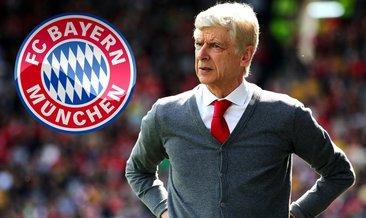 Arsene Wenger: Bayern Münih ile görüşme fırsatını asla reddedemem