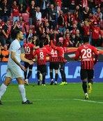 Eskişehirspor 3 attı 3 aldı