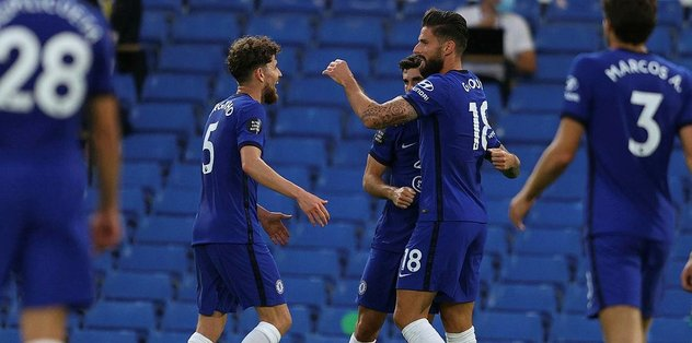 Chelsea 1-0 Norwich City   MAÇ SONUCU - Futbol -