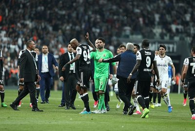 Beşiktaş-Fenerbahçe maçlarında gerginlik bitmiyor!