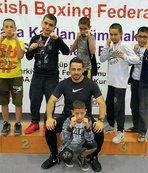 Aydınlı boksörler Türkiye derecesi elde etti