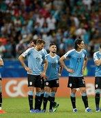 Peru penaltılarda Uruguay'ı eledi