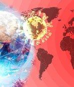 Corona virüsü dünya tablosu! 5 milyon...