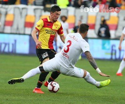 Göztepe 4-1 Antalyaspor (Maçtan kareler)