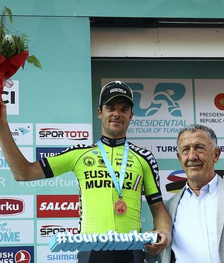 54. Cumhurbaşkanlığı Türkiye Bisiklet Turu sonuçlandı