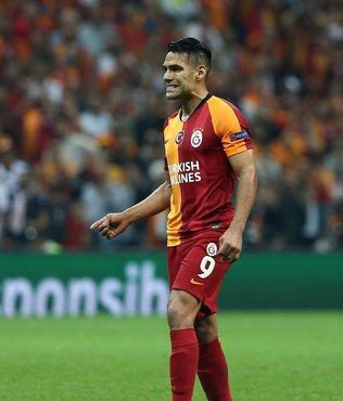 Galatasaray'da son dakika! Radamel Falcao oynayacak mı?