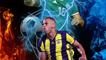 Caner Erkin kimdir? Fenerbahçe forması giyen Caner Erkin kaç yaşında ve nereli? 15