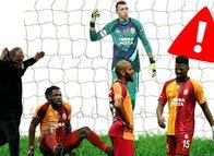 Galatasaray'da savunma alarm veriyor! Denizlispor maçı sonrası...