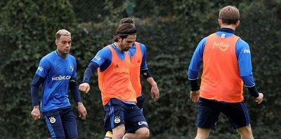 Fenerbahçe'de Akhisar hazırlıkları