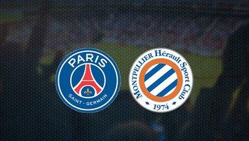 PSG - Montpellier maçı saat kaçta ve hangi kanalda?