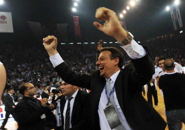 Beşiktaş Milangaz (Şampiyonluk kutlamaları)