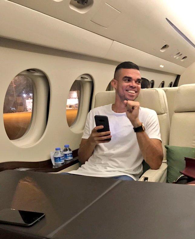 Pepe transferi Avrupayı salladı