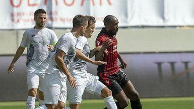 Gençlerbirliği 0-0 Konyaspor | MAÇ SONUCU