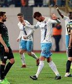 Trabzonspor'un Akhisarspor kabusu