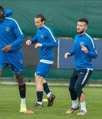 Kasımpaşa, Bursaspor maçının hazırlıklarına başladı