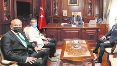 Bursaspor'da OHAL!