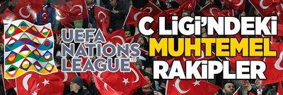 Milli Takım'ın C Ligi'ndeki muhtemel rakipleri