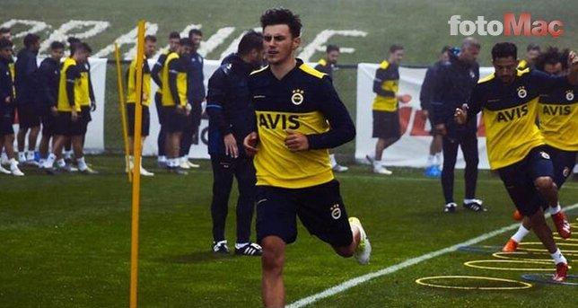 Ve Fenerbahçe'de kulüp rekoru kırılıyor! Eljif Elmas apar topar ayrıldı... Son dakika haberleri