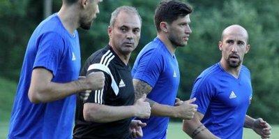 Kardemir Karabükspor'un Slovenya kampı başladı