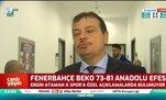 Ergin Ataman: Biz son haftalarda çok iyiyiz