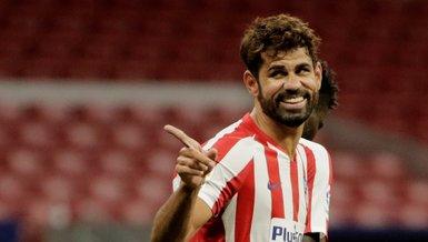 Galatasaray'da flaş transfer harekatı! Falcao yerine Diego Costa