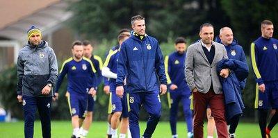 Fenerbahçe'de flaş Van Persie gelişmesi