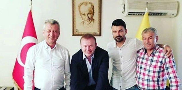 Menemen Belediyespor'da Abdullah Ercan bıraktı