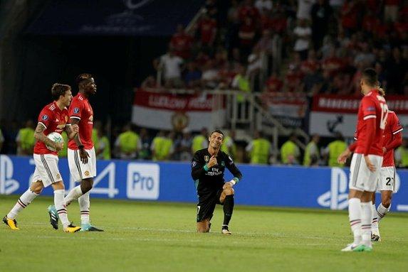 Süper Kupa'ya damga vuran görüntü