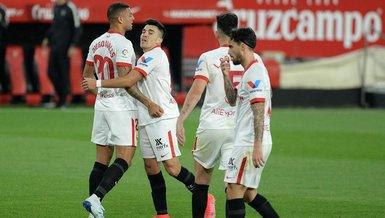 Sevilla - Atletico Madrid: 1-0 (MAÇ SONUCU - ÖZET)