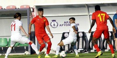 Göztepe 1-1 Eskişehirspor