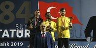 Büyük Atatürk Koşusu yapıldı