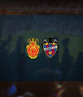 Mallorca-Levante maçı ne zaman? Saat kaçta? Hangi kanalda canlı yayınlanacak?