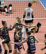 Fenerbahçe Opet CEV Şampiyonlar Ligi'ne veda etti!