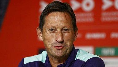 Son dakika spor haberi: Galatasaray PSV maçı öncesi Roger Schmidt: Fatih Terim çok önemli bir teknik adam!