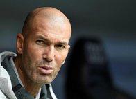 Galatasaray maçı öncesi Zidane'dan şok açıklamalar!