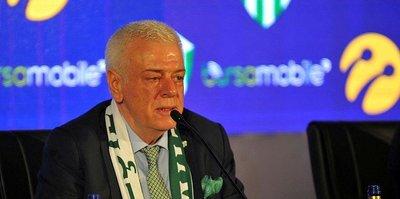 Bursaspor'dan bütçe açıklaması!