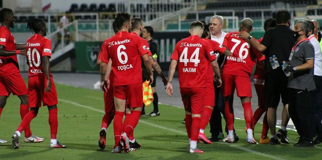 Yukatel Denizlispor 0-1 Gaziantep FK | MAÇ SONUCU - Futbol -