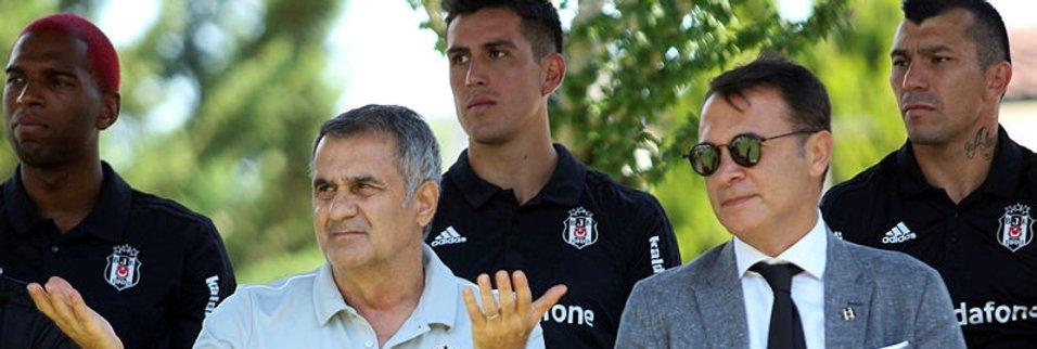 Beşiktaştan 3 transfer birden!