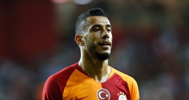Galatasaray'da bir ayrılık daha! Yeni takımı duyuruldu