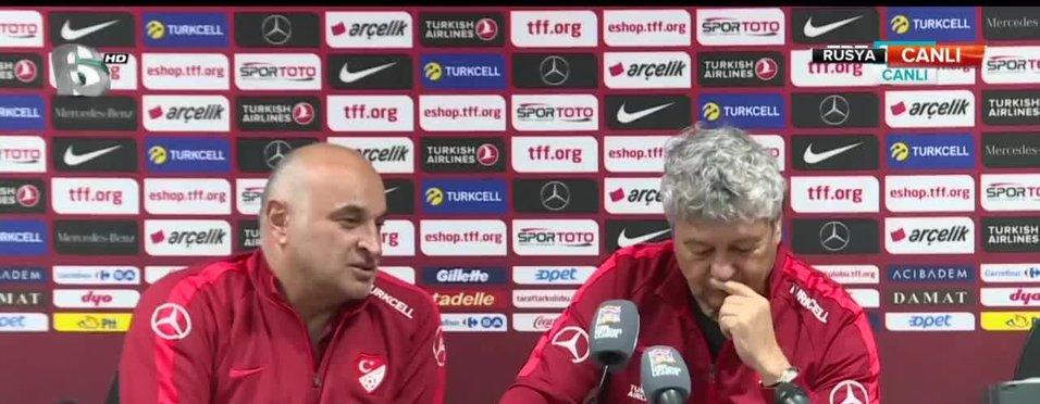 """Lucescu: """"Olsa bile söylemem!"""""""