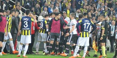 Olaylı Fenerbahçe - Beşiktaş derbisiyle ilgili yeni gelişme