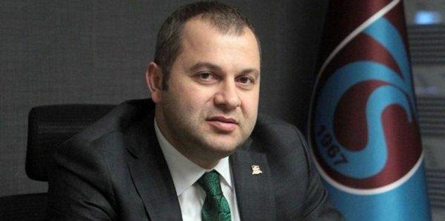 Trabzonlu yöneticiden iddialı açıklama