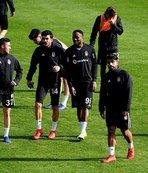 Beşiktaş Antalya'da 3 iklimli idman yaptı