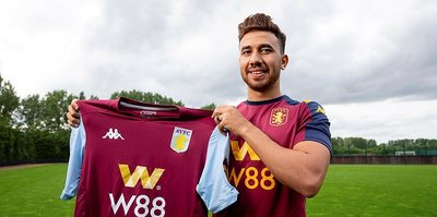 Son dakika: Kasımpaşalı Trezeguet Aston Villa'da!