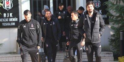 Beşiktaş, Kayseri'ye gitti
