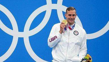 Son dakika 2020 Tokyo Olimpiyat Oyunları: Caeleb Dressel olimpiyat rekoru kırdı